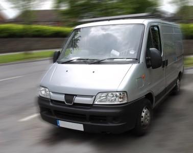 van business