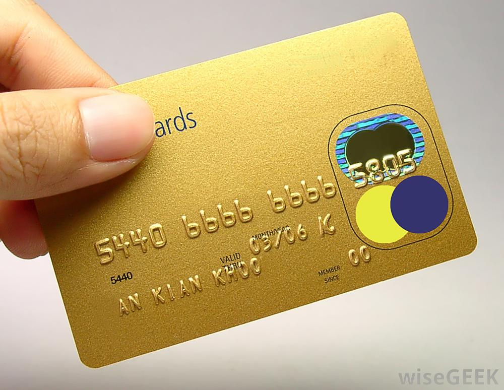 gold-credit-card